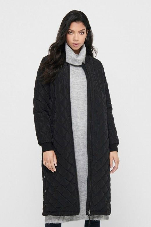 CASACO JESSICA X-LONG QUILTED ONLY