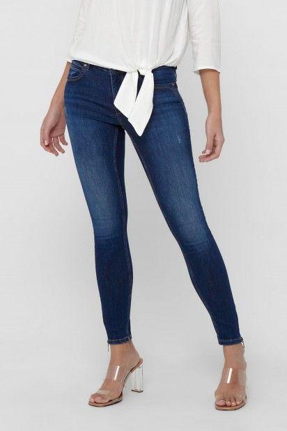 Calça Mulher Jeans KENDELL REG SK ONLY