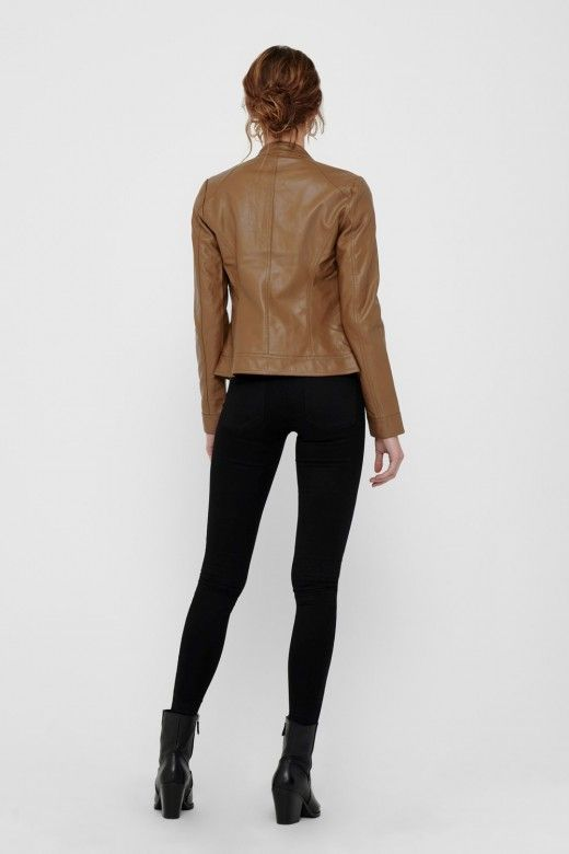Blusão Mulher BANDIT FAUX LEATHER ONLY