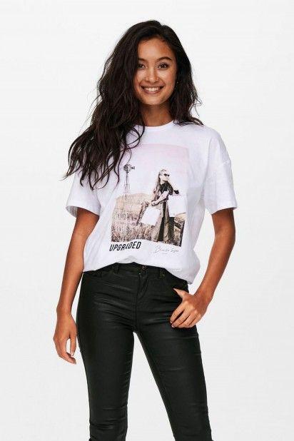 T-shirt Senhora Beth Only