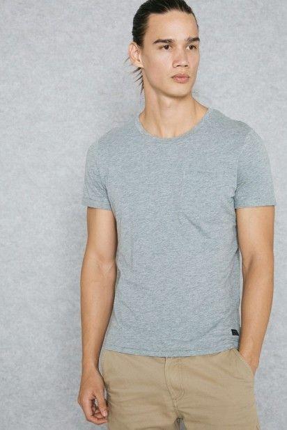 T-Shirt JacK Jones GMS SLUB