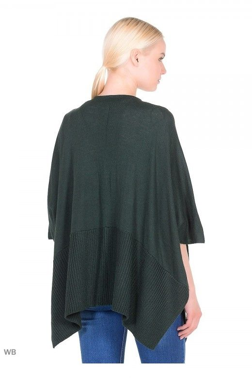 Poncho ONLY NEW JULIENNE Open