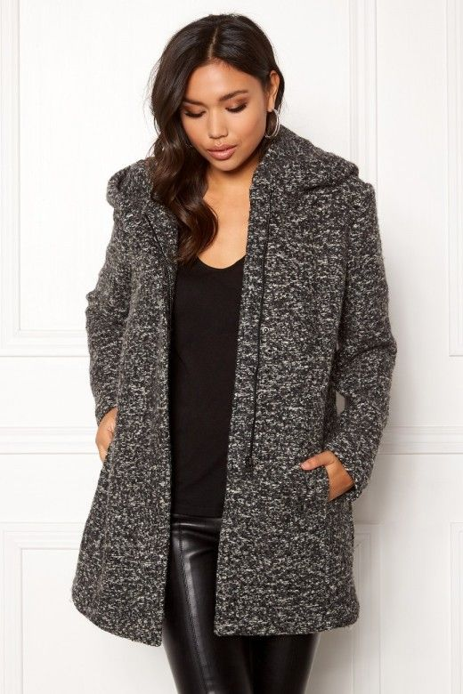 CASACO MULHER SEDONA BOUCLE WOOL ONLY