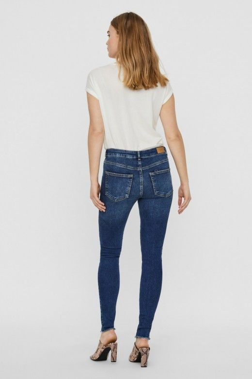 Calça Mulher Jeans HANNA VERO MODA