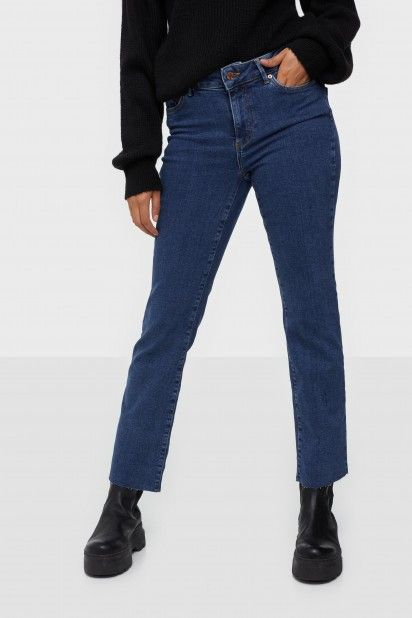 Calça Mulher Jeans SHEILA MR KICK VERO MODA