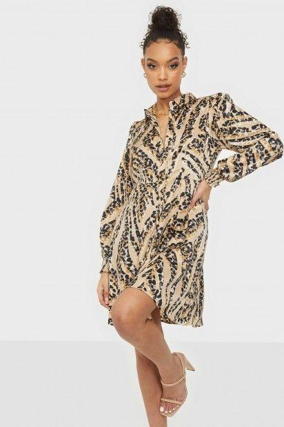 Vestido Mulher GAJA L/S SHIRT VERO MODA