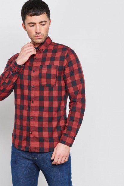 Camisa Homem DEK Xadrez PRODOCKTD