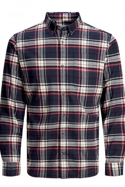 Camisa Homem CHECK Jack Jones