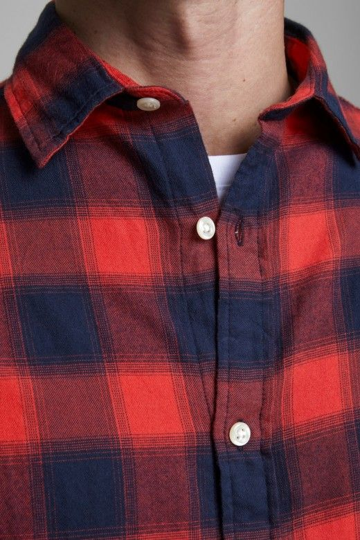 Camisa Homem EPLAIN Xadrez Jack Jones