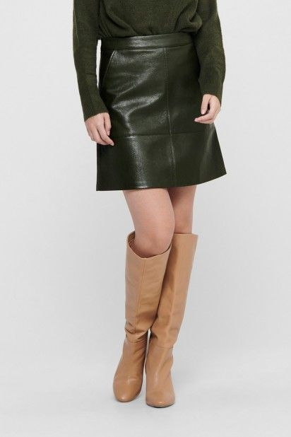 Saia Lisa Faux Leather Only