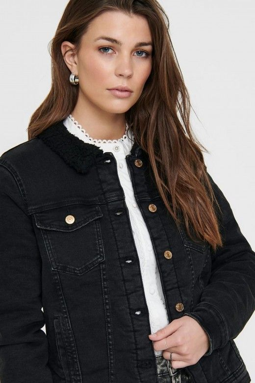 Casaco Mulher Jeans TIA ONLY