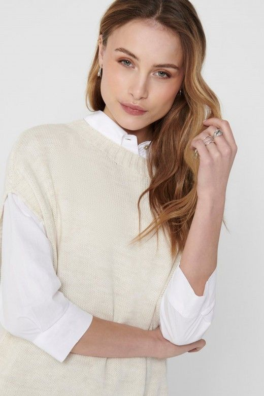 Camisola Mulher NADJA S/L WAISTCOAT ONLY
