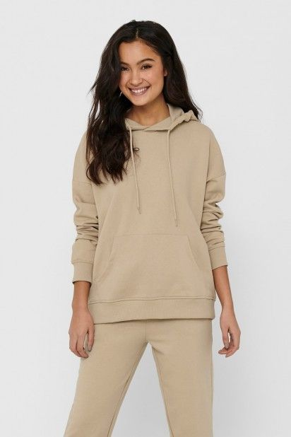 Sweat Mulher FEEL LIFE HOOD ONLY