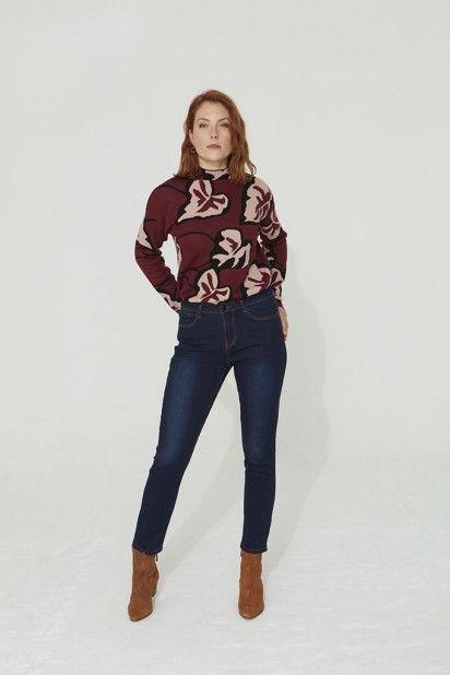 Calça Mulher Jeans AZAY