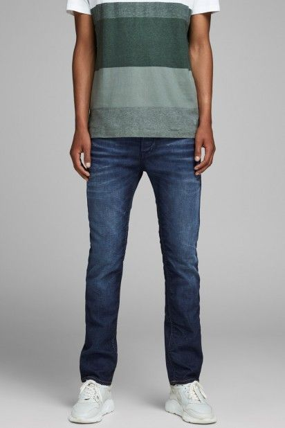 Calça Homem TIM Original Jeans Jack Jones Noos