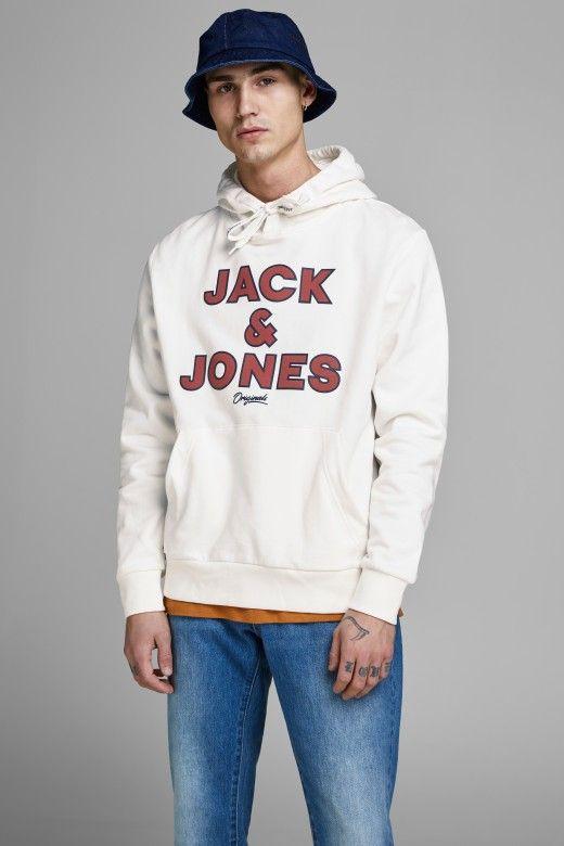 Sweat Homem MASTULCapuz  Jack & Jones