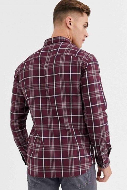 Camisa Homem FOCUS CHECK Jack Jones