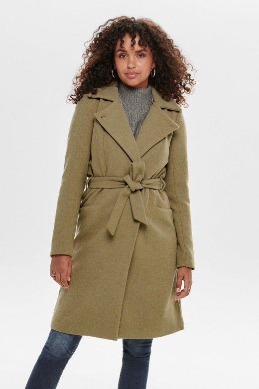 Casaco Mulher NAYLA RIANNA WOOL ONLY