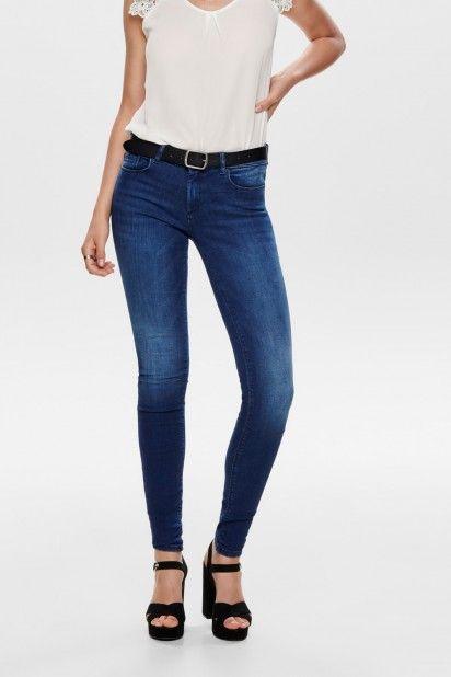 Calça Mulher Jeans CARMEN REG SK ONLY