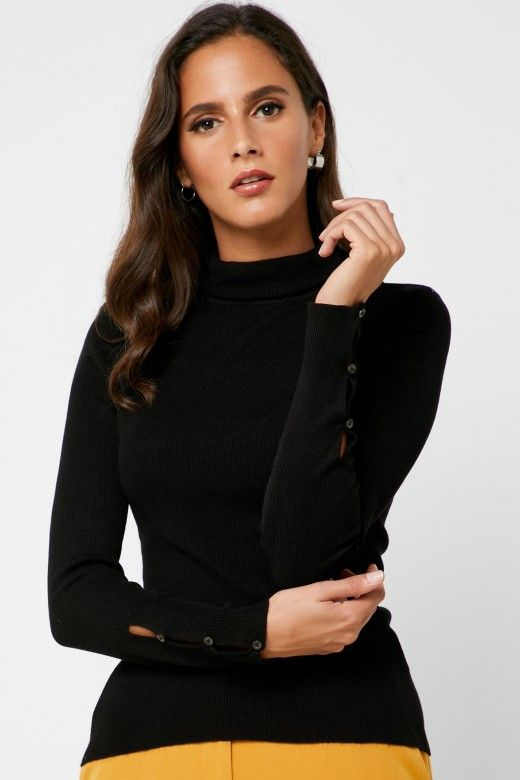 Camisola Mulher IZA Rollneck ONLY