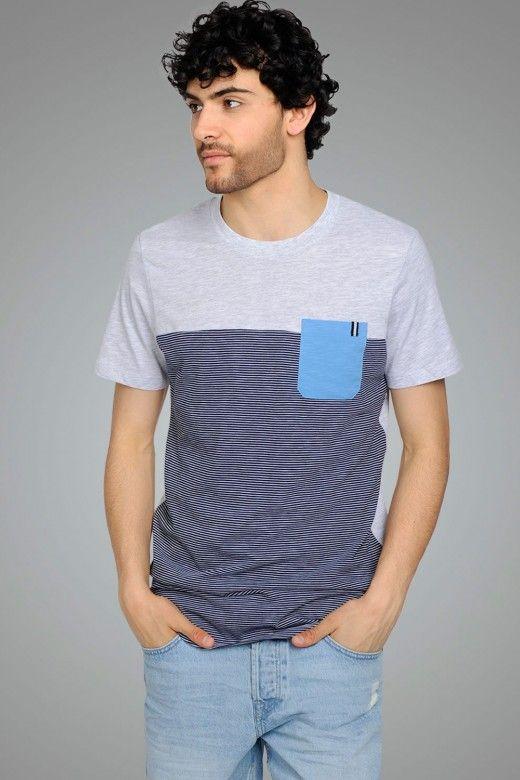 T-Shirt Homem SECT Jack Jones