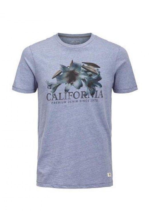 T-Shirt Homem RICK LLU PREMIUM