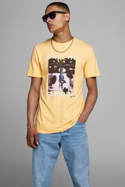 T-Shirt Homem FABIAN Jack Jones