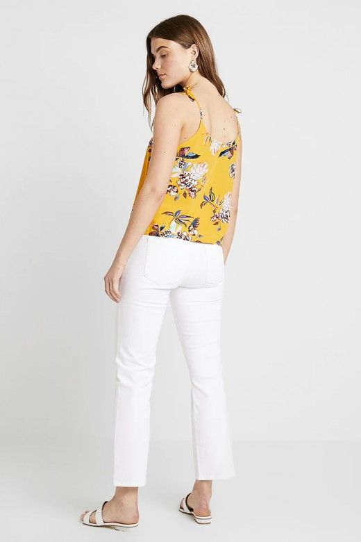 Top Mulher LEAH SL ONLY