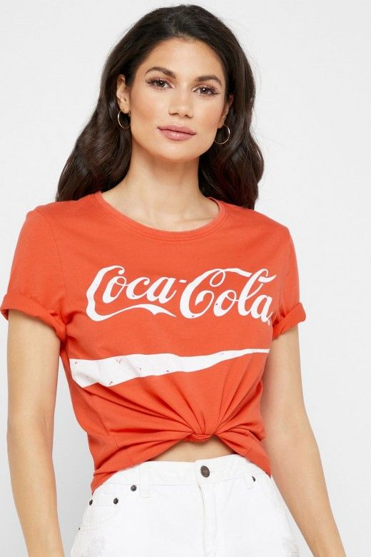 T-Shirt Mulher SODA ONLY