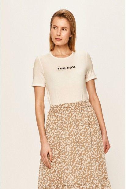 T-Shirt Mulher WOMAN20 VERO MODA
