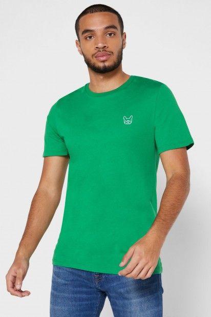 T-Shirt Homem JJEDENIM LOGO Jack Jones