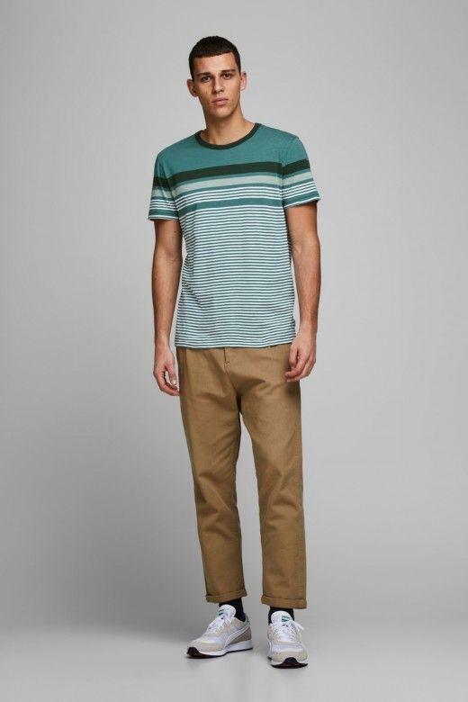 T-Shirt Homem BLUE Jack Jones