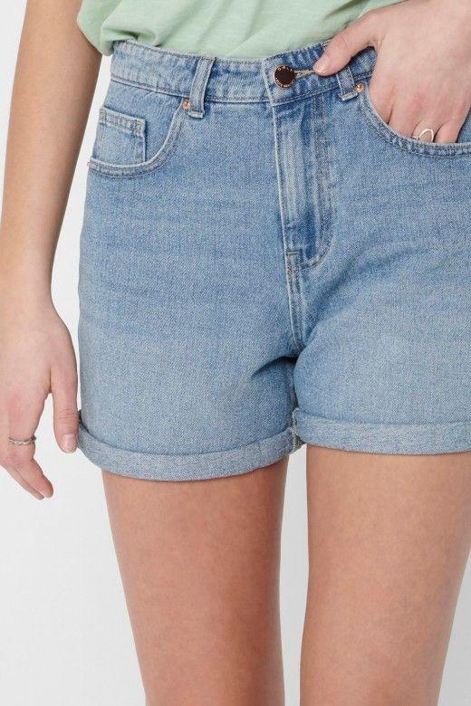 Calção Mulher Jeans PHINE LIFE ONLY