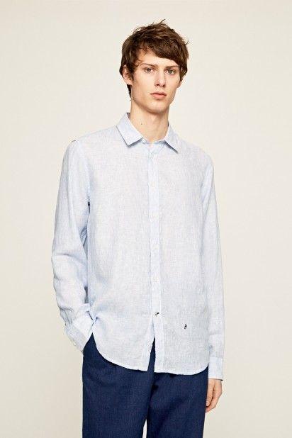 Camisa Homem ALBERT Pepe Jeans