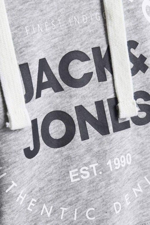 SWEAT HOMEM HERRO HOOD JACK JONES