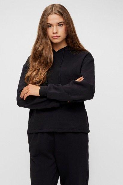 Sweatshirt Senhora Chilli Hoode Pieces