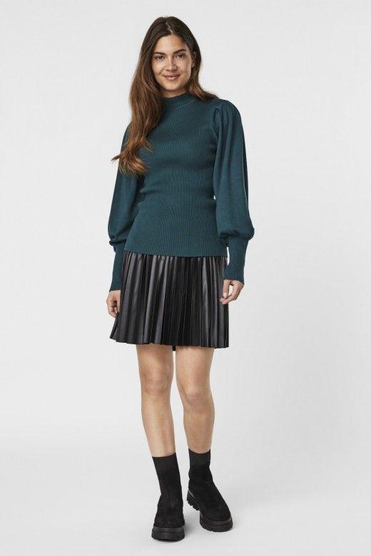 Malha Senhora Willow Highneck Vero Moda